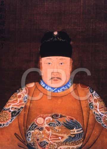 中国・万歴帝の写真なら、ストッ...
